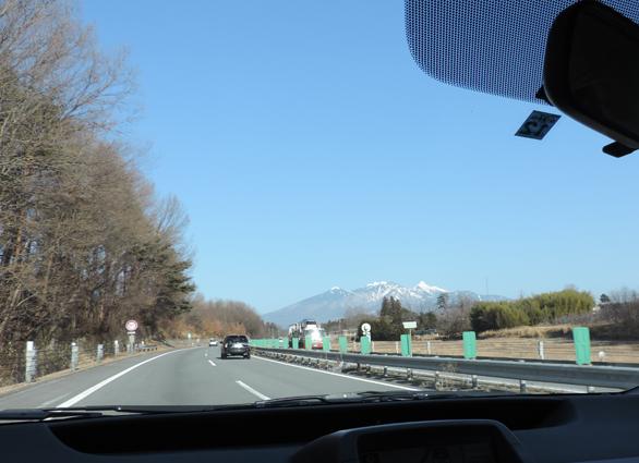 山梨 高速道路