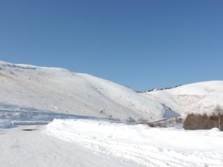 雪を求めてPart2 冬の霧ヶ峰は期待通りの雪景色だった。