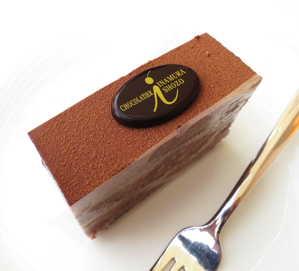 ショコラティエ イナムラショウゾウ チョコレートケーキ