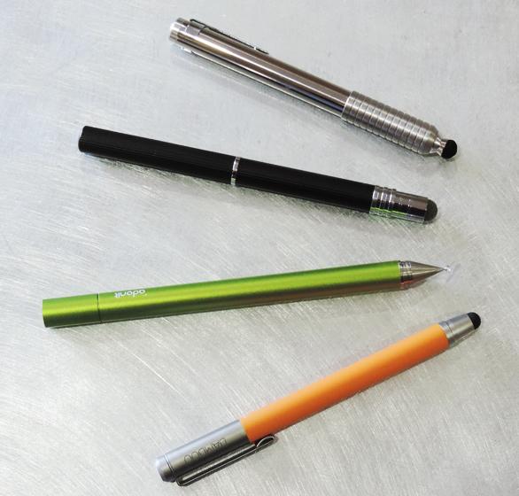 スタイラスペン 4種