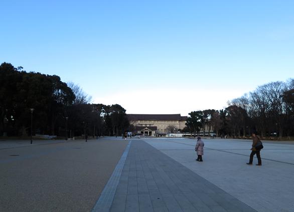 上野公園 広場