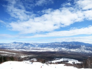 サンメドウズ清里、楽しく滑れるスキー場