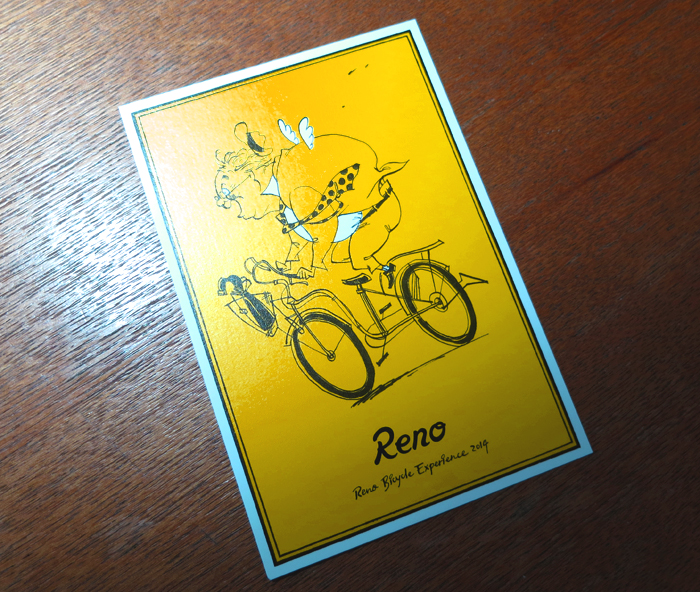 Reno Bicycle Experience 2014