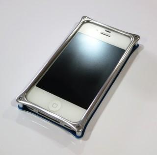 iPhone用アルミバンパーって手が痛くない?→自分で削ってラウンド加工してみよう!!