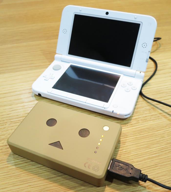 ダンボーバッテリー 3DSLL