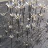 「芽花」植物と機械の融合を表現した作品