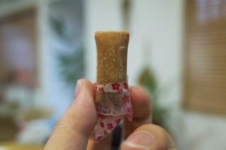 【レビュー】桔梗信玄飴:まさに信玄餅の飴バージョン