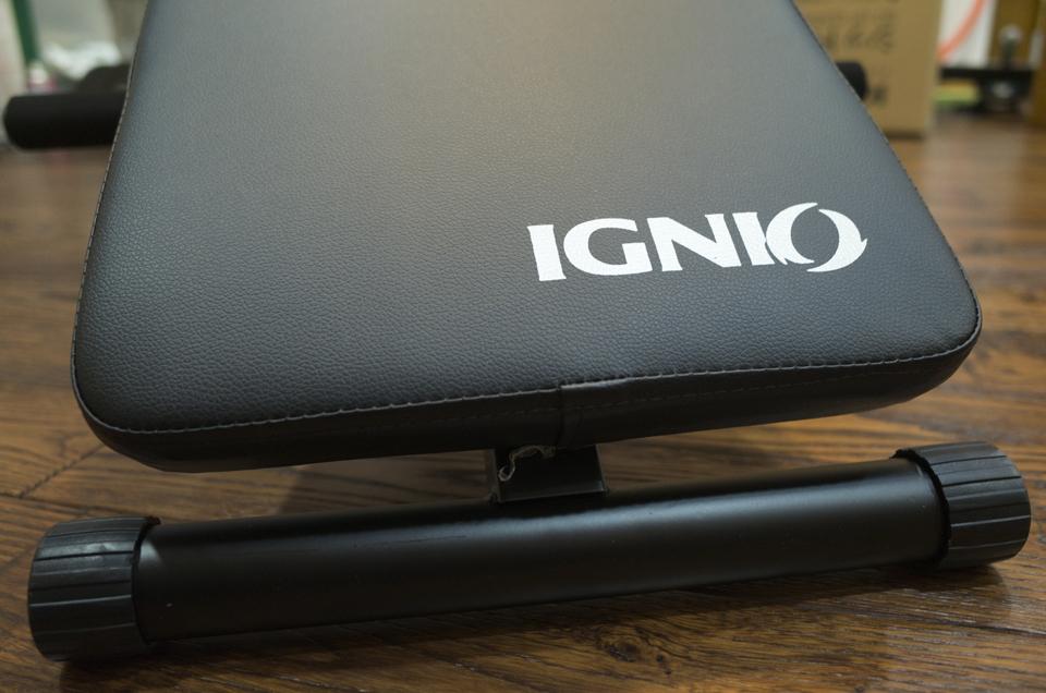 IGINIO シットアップカールベンチ
