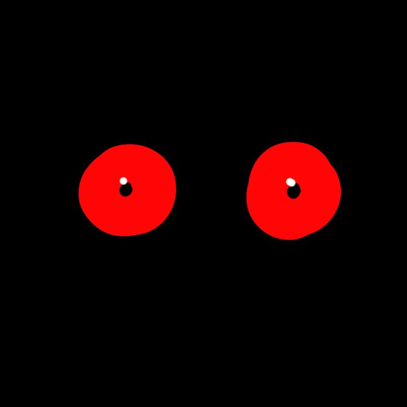 クラピカ 緋の目