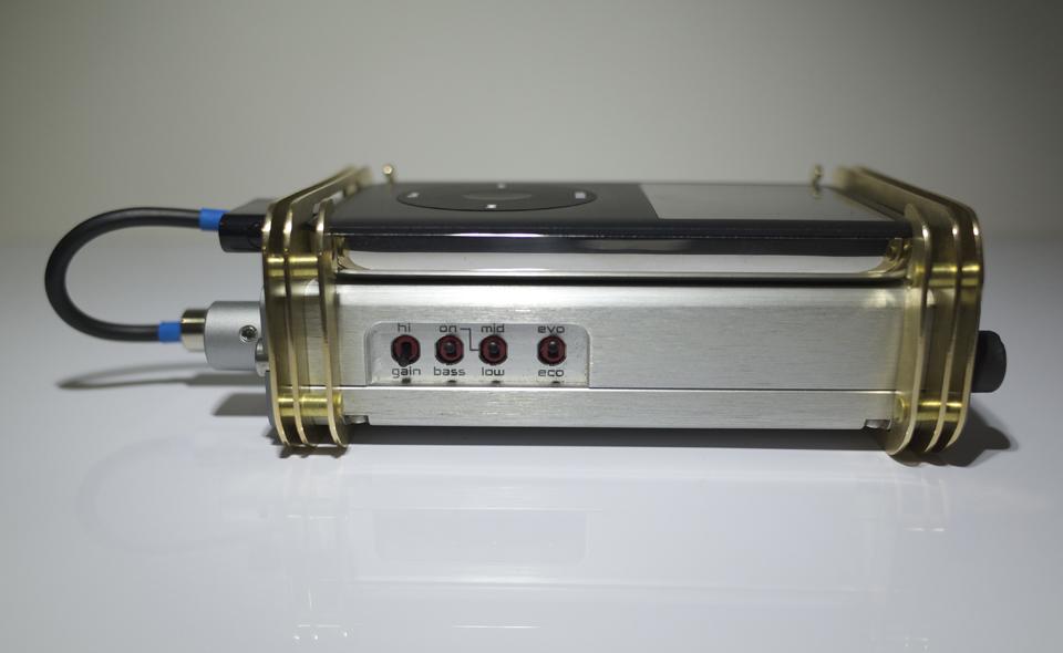 HA-11×iPod用金具