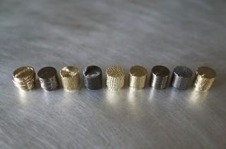 【MHaudio】真鍮製のボリュームツマミを加工してみた(×9個)