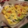 モスのナン スパイスミートタコス:食べにくいけどすごくおいしい