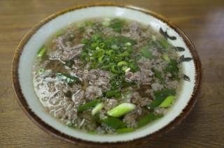 千とせ 本店:肉吸いと卵かけご飯(小玉)の組み合わせが素晴らしい!
