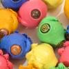 【作品紹介】「Life balls」カラフルな人それぞれの人生