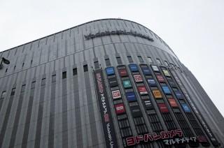 【ヨドバシ梅田】旅行に行ったらその土地の家電量販店を訪問したくなる