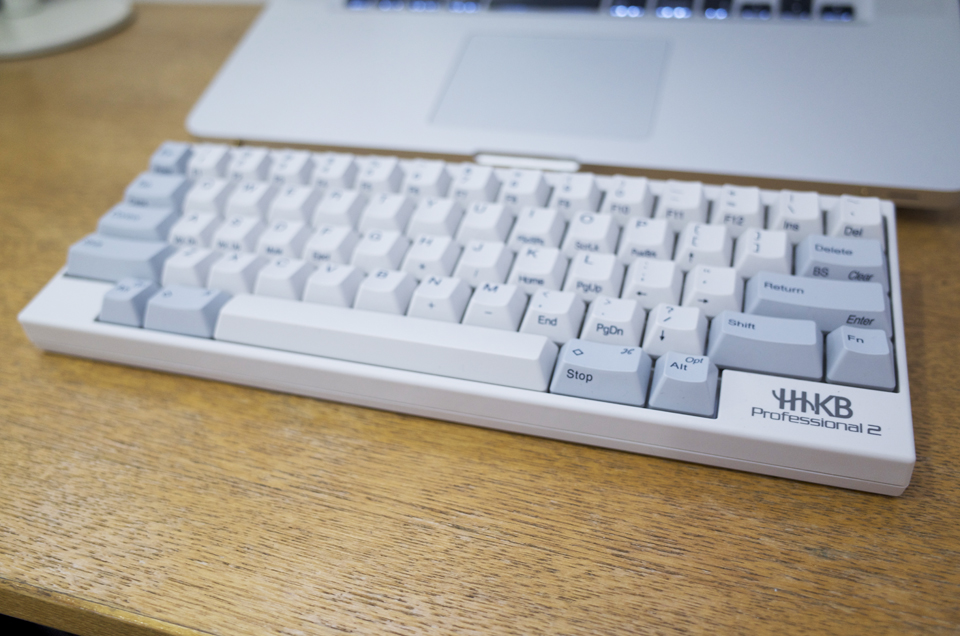 MacBookProとiPadとHHKB