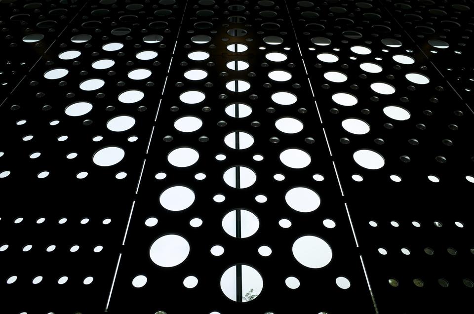 東京都現代美術館 壁