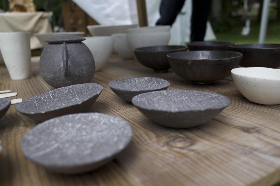 2014年八ヶ岳クラフト市 陶器