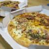 ピザは野菜だということなので、それを信じてお腹いっぱいピザを食べてみた
