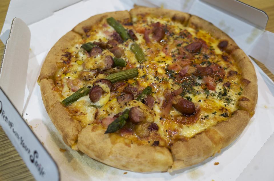 ピザーラのピザ