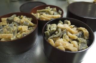【干さなくても良い】簡単なゴーヤの砂糖菓子の作り方