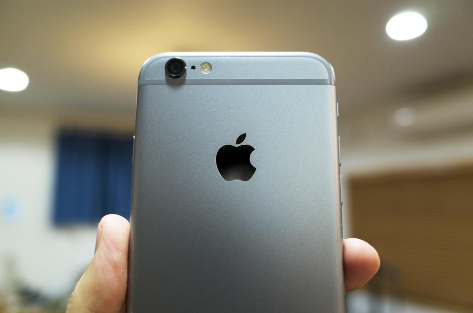 iPhone6 スペースグレイ