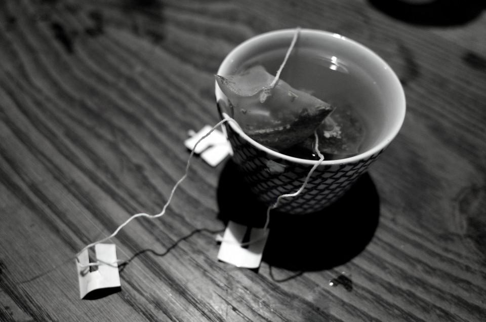 効率を考えたお茶の入れ方