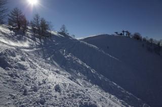 【しらかば2in1スキー場】ひたすら練習するには最適かもしれないスキー場