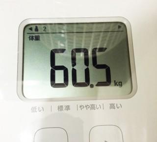 【ダイエットをゆる~く続けて409日間で11.8㎏】目標体重を達成しました!