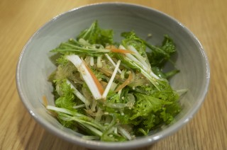 【簡単料理】ダイエットに最適な春雨のサラダを作ってみたよ!