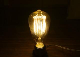 Siphon(サイフォン)のエジソンがLED電球なのにめちゃくちゃかっこいい!