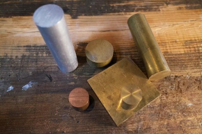 各種金属 インゴット