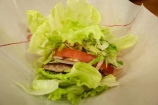 モスの菜摘 モス野菜 オーロラソース仕立てが想像以上にサラダだった件