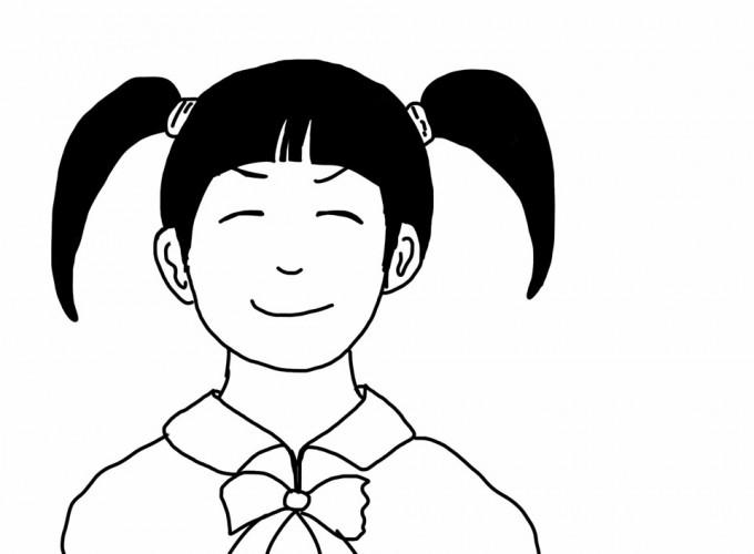 小学生時代のクラスメイトの女の子