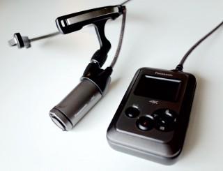 作業風景撮影用に便利過ぎる!ウェアラブルカメラ「HX-A500」を買ったよ!!