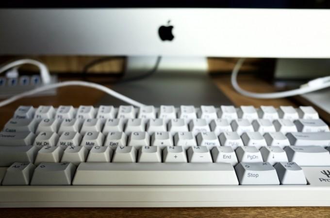 HHKBとMac