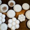 絵皿は部品などを分類するのに重宝するよ