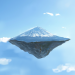 アイデアをiPadで視覚化する。富士山に落書きしてみた